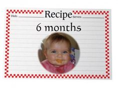 A selection of recipes perfect for baby-led weaning for babies of 6 months and up.