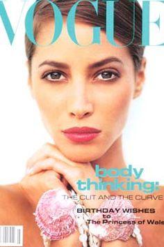Christy Turlington (Vogue.com Reino Unido)