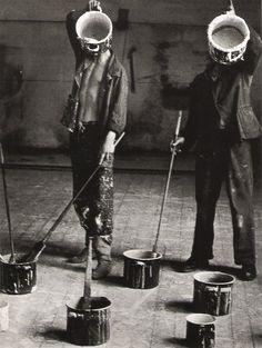 Edward Hartwig - Les coulisses du théâtre polonais, 1958