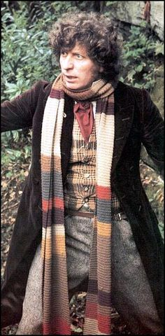 I Have No Clever Witticism We Have A New Doctor But Nobody Is Asking  sc 1 st  Pinterest & How To Dress Like The Fourth Doctor | Pinterest | Scarves Toms and ...