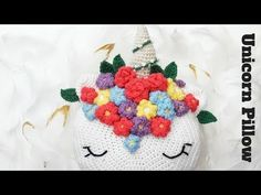 Hey its Onyii! If you are seeing this, that means my flower unicorn design is up! Thank you so much for checking it out! If you have any questions or need help please feel free to ask! I have ALOT of free time this semester and making free patterns and handing them out is how…
