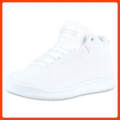 9fc29957304109 Unisex Basketball Sneaker High Nieten Sneakers Sport Camouflage Freizeit  Cultz Damen Herren Sport Übergrößen Schuhe 117022