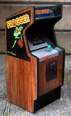 frogger by Big J.W., via Flickr