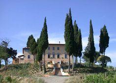 VILLA PALAZZO près d'Arezzo. Jusqu'à 28 personnes. http://www.destination-italie.net/appartement-location-italie-1384.html