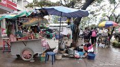 Laos, kuchnia laotańska, street food Luang Prabang, Street Food, Laos, Backpacking, Travel Photography, Patio, Outdoor Decor, Home Decor, Backpacker
