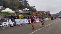 Um grande exemplo de respeito ao adversário aconteceu durante uma competição no último domingo na cidade de Cantabria, na Espanha.
