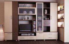 Фото - Мебельные стенки для гостиной