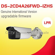 English version DS-2CD4A26FWD-IZHS 2MP Low Light Smart Camera Support 128G on-board storage POE #Affiliate