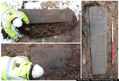 Medieval Knight Found Under Parking Lot In Scotland; Mysterious Remains Thrill Archeologists