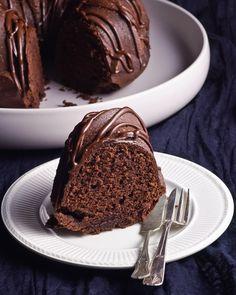Chilli Chocolate Bundt Cake