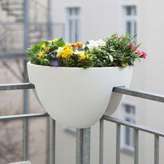 Balkon Design   BalKonzept/Eckling/Fensterbank Blumenkasten