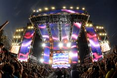 Ultra 2013 Main Stage, who's coming to party with me??!