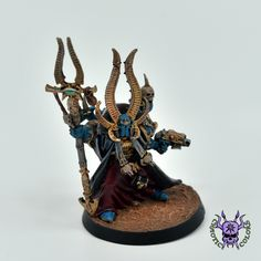 Thousand sons (Tzeentch) - Ahriman #ChaoticColors #commissionpainting #paintingcommission #painting #miniatures #paintingminiatures #wargaming #Miniaturepainting #Tabletopgames #Wargaming #Scalemodel #Miniatures #art #creative #photooftheday #hobby #paintingwarhammer #Warhammerpainting #warhammer #wh #gamesworkshop #gw #Warhammer40k #Warhammer40000 #Wh40k #40K #chaos #warhammerchaos #warhammer40k #tzeentch #thousandsons #Ahriman