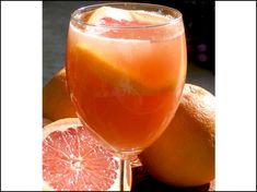 Pink Grapefruit Cordial | Genius Kitchen