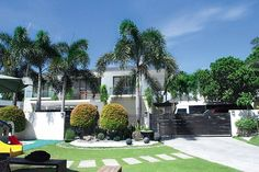 Manny Pacquiao's Modern Contemporary House In General Santos