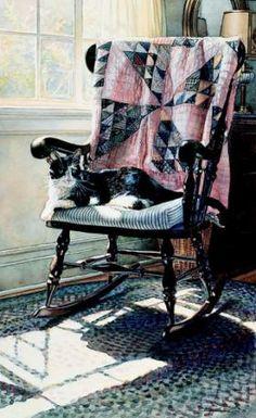 Steve Hanks - The Cat's Lair