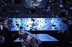 Инсталляция My personal Universe от Zhan Wang