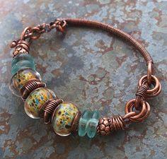 vicki's copper bracelet 004 by Lune2009, via Flickr