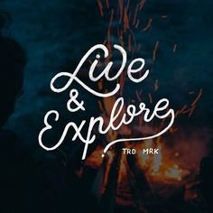 Live & Explore #lettering #letter #drawing #graphicdesign #typografia #typography #type #TYxCA #customtype #goodtype #typematters #handmadefont #ligaturecollective #inspiration #handlettering #thedailytype #DMtype #vintage #thedesigntip #typographyinspired #typegang #script #typespot #handlettering #clothing #streetwear #print #live #explore #travel