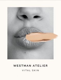 This cream based stick foundation is a hallmark of Westman Atelier's effortlessly enhanced, natural beauty vibe. Rich in antioxidants and other plant-based actives that nourish, rejuvenate and protect the skin, Vital Skin melts into skin for a hydrated, radiant finish. #cleanbeauty Natural Skin, Natural Beauty, Clean Beauty, Active Ingredient, Concealer, Plant Based, Moisturizer, Foundation, Cleaning