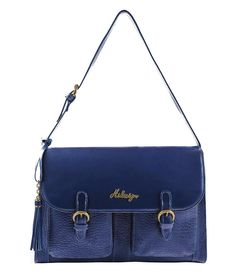 Hidesign SB RHEA 02 Blue Shoulder Bag, http://www.snapdeal.com/product/sb-rhea-02/1939091728
