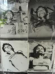 Victims of the Khmer Rouge - sad to see so many events that the US ignored.