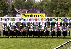 Historic Pimlico Race Course, home of the Preakness Stakes, first opened its doors on October 25, 1870, making it the second oldest racetrack in the nation behind Saratoga.