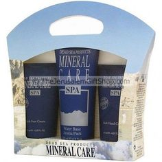 mineral care dead sea products