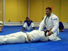 Brazilian Jiu Jitsu Side Control Escape