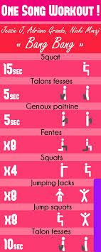 one song workouts - Google Search