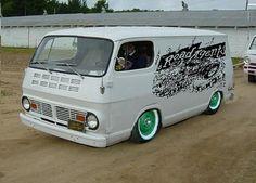 Chevy Van.