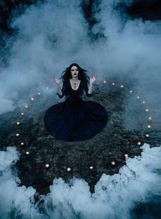 Welcome to Wicca Now lovelies! Join us on our journey as we explore the wonderful world of Wicca. Learn about spell casting, Wiccan rituals and magic. Photographie D' Halloween, Halloween Fotografie, Witch Photos, Halloween Photos, Halloween Photo Shoots, Witch Pictures, Fire Magic, Ritual Magic, Halloween Photography