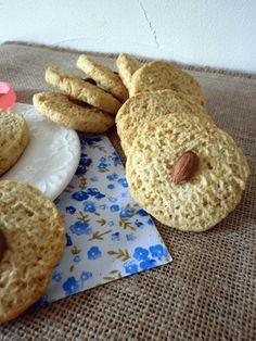 Le Festin de Dan: Biscuits aux Amandes