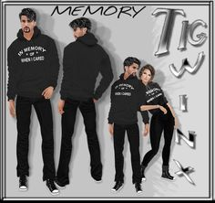 ~ In MEMORY Of When I Cared ~ For Him Hoodie, Pants, Sneakers Separates Sold Here: http://www.imvu.com/shop/product.php?products_id=36120139 http://www.imvu.com/shop/product.php?products_id=19267464 http://www.imvu.com/shop/product.php?products_id=36120183 ~ Tigwinx Catalog: http://www.imvu.com/shop/web_search.php?manufacturers_id=32977363 ~ RiaWinx Catalog: http://www.imvu.com/shop/web_search.php?manufacturers_id=32426040