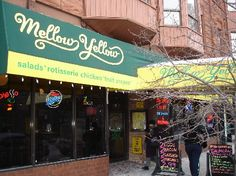 mellow yellow chicago