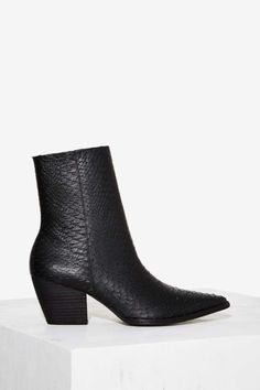 Matisse Caty Python Boot | Shop Shoes at Nasty Gal!