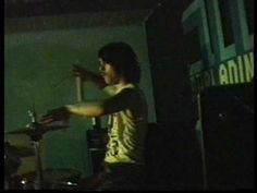 """Napalm Death - Rehearsal (1988) """"EXCLUSIVE FOOTAGE"""""""