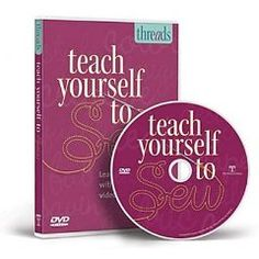 Teach Yourself to Sew - $24.99