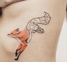 Удивительная лиса