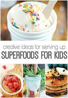 Serving Up Superfoods for Kids | eBay