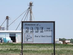 Perryton, TX - Home of Hank the Cowdog--- My birthplace Love the books!! My favorite dog!!