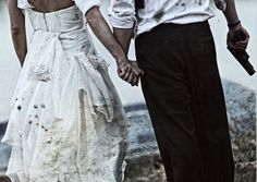 trash the dress - this.. this just.. holy god. zombie apocalypse, anyone? f*ckin awesome.