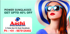 Hello Ahmedabad!!   Looking for Best Offer on #sunglasses   Get Upto #40%   @ Aachi Opticals, Watches & Gifts  Call Now : 9879126492.  9, Trishla, Opp. Sakar English School, New C.G. Road, Chandkheda, Ahmedabad, India 382424  #watches #newcgroad #gift #ch