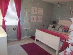 Newly designed tween room - Girls' Room Designs - Decorating Ideas - Rate My Space