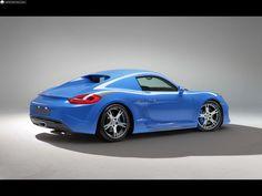Fotos del StudioTorino Porsche Cayman Moncenisio - 16 / 26