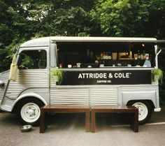 Oh So Lovely Vintage: Friday love! Coffee van