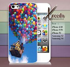 #iphone #case #cover #protector #iphone_case #plastic #design #custom #funny #cute #Up_Disney #Pixar_Animation