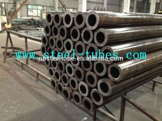 SAE1020 S45C O.D. 6 - 350mm Cold Drawn and Cold Rolled Precision Seamless Steel Tube