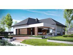 Case cu terasa acoperita mare. Pentru un stil de viata relaxat
