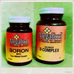 Did you know that MegaFood has been around for over 40 years!?! Here is one of our original product bottles -- what a difference 40 years makes.   #tbt